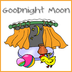 printable goodnight moon coloring pages - photo#30